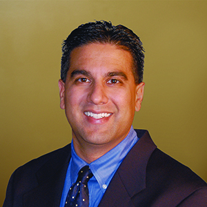 Dr. Niraj Patel at Pacific Northwest Eye Associates